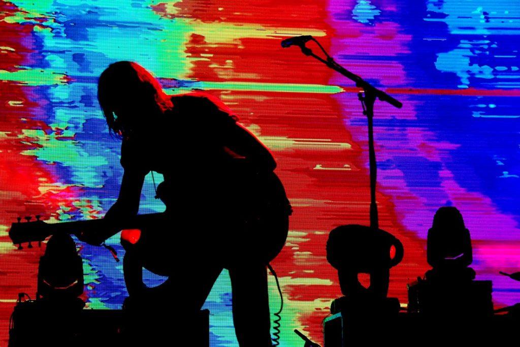 El rock psicodélico es cosa de The Black Angles.